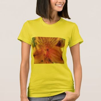 Dark Tiger Lily T-Shirt