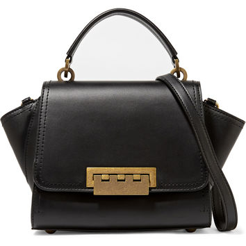 ZAC Zac Posen Eartha Iconic mini leather tote – 45% at THE OUTNET.COM