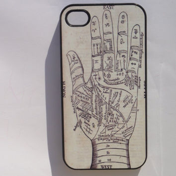 FREE SHIPPING The Palm Iphone 4 Iphone by ExpressoPrint