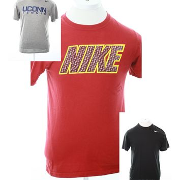 Nike short sleeve mens T shirt Tee Size small multiple options athletic gym