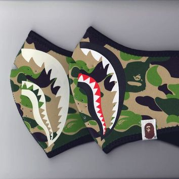 BAPE Face MASK Shark