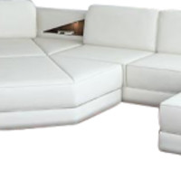 Uncommon Leather Sectionals - Opulentitems.com