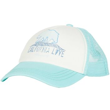 Billabong Girls - West Coast Dream Trucker Hat | Skylight