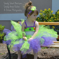 Space Ranger Costume/ Tutu Dress/ Disney Inspired/ Buzz Lightyear Inspired/ Halloween/ Birthdays/ Pageants/ Toy Story/Woody/Buzz/Wendy