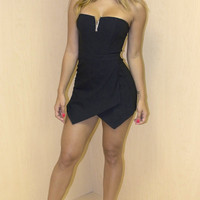 That Thing You Do Asymmetric Romper (more colors)