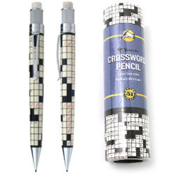 Retro 51 Crossword Puzzle Pencil