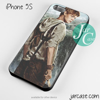 The Maze Runner Newt Phone case for iPhone 4/4s/5/5c/5s/6/6 plus