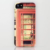 London calling ... iPhone Case by Irène Sneddon | Society6