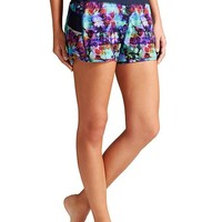 Floral Fade Ready Set Short