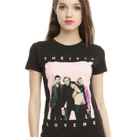 The 1975 Love Me Girls T-Shirt
