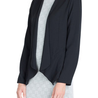 Natalia Draped Blazer-FINAL SALE