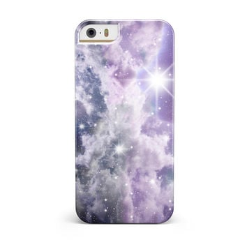 Sparkly Space iPhone 5/5S/SE INK-Fuzed Case
