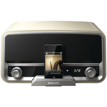 Philips Original Fm Radio Alarm Clock