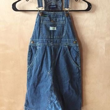 RALPH LAUREN OVERALLs Dress denim Jeans NWT