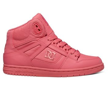 Women's Rebound High Shoes 888327776682 | DC Shoes