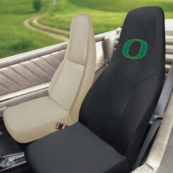 FANMATS University of Oregon Ducks Seat Covers Embroidered Set