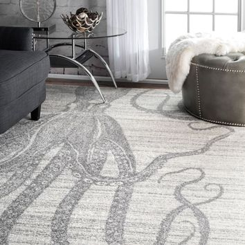 Best Octopus Rug Products On Wanelo