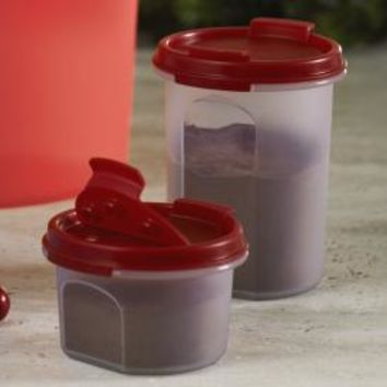 Tupperware | Modular Mates® Round Set with Shaker Seals