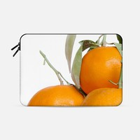 "oranges Macbook Pro Retina 15"" sleeve by VanessaGF 