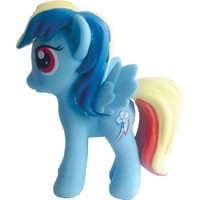 My Little Pony Rainbow Dash Puzzle Eraser