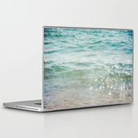 Falling Into A Beautiful Illusion Laptop & iPad Skin by Violet D'Art | Society6