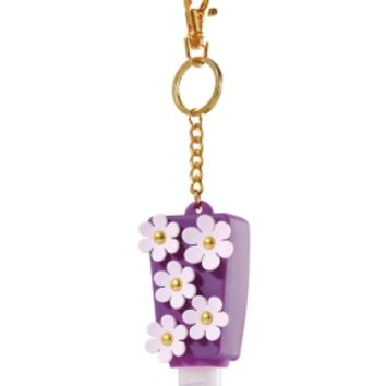 PocketBac Holder Purple Flowers