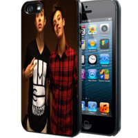 Nash Grier And Cameron Dallas Samsung Galaxy S3 S4 S5 Note 3 , iPhone 4 5 5c 6 Plus , iPod 4 5 case