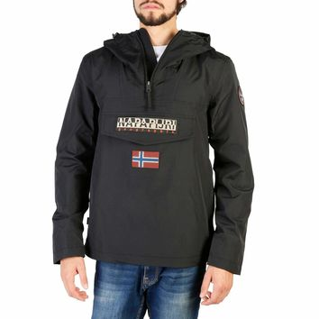 Napapijri Men Black Jackets
