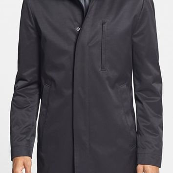 Men's Big & Tall BOSS 'The Donal' Raincoat