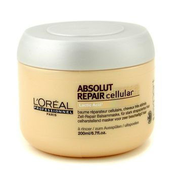 L'Oreal Professionnel Expert Serie - Absolut Repair Cellular Mask (For Very Damaged Hair) 200ml