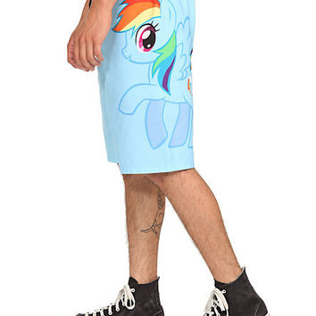 My Little Pony Rainbow Dash Swim Trunks | Hot Topic