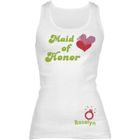 Maid of Honor Tank Top: Bridal Wear