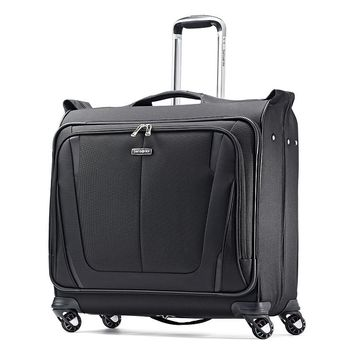 Samsonite Luggage, Silhouette Sphere 2 Deluxe Voyager Spinner Garment Bag (Black)