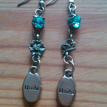 Unite earrings