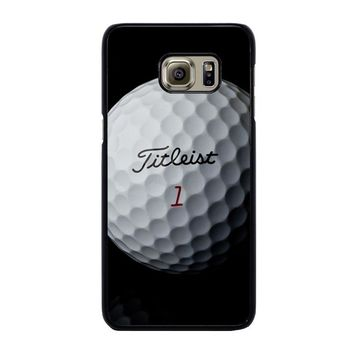 TITLEIST GOLF Samsung Galaxy S6 Edge Plus Case Cover