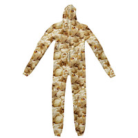 Popcorn Adult Jumpsuit