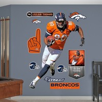 Denver Broncos Julius Thomas Wall Decals by Fathead
