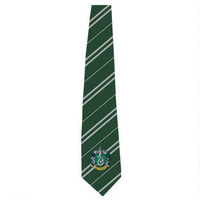 Slytherin Tie | WBshop.com | Warner Bros.
