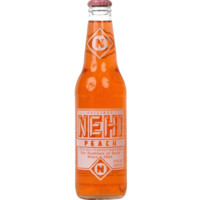 Glass Bottle Nehi Peach