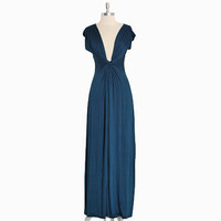 makayla isle maxi dress in teal - $39.99 : ShopRuche.com, Vintage Inspired Clothing, Affordable Clothes, Eco friendly Fashion