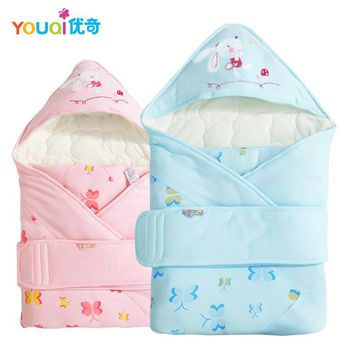 Girls Boys Cotton Blankets Sleeping Bags