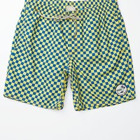 Vans Sloat Decksider Volley Shorts - Mens Shorts - Green