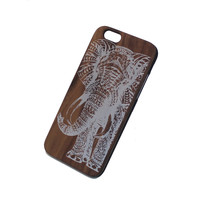iPhone Elephant Case (White)