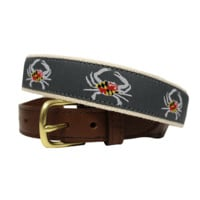 Maryland Flag Crab (Grey) / Belt