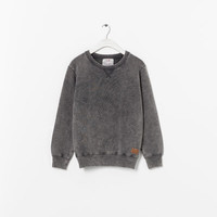 FADED SWEATSHIRT - Teen Boy - Boy (2 - 14 years) - KIDS | ZARA United Kingdom