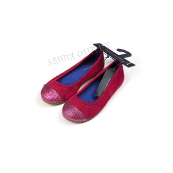 Tommy Hilfiger Shoes Ballerina Flats Pink