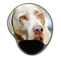 Weimaraner Mousepad by Admin_CP6582520