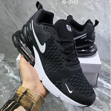 Nike Air Max Flair 270 Netted leisure sports shoes