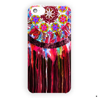 Dream Catcher Purple Design Custom For iPhone 5 / 5S / 5C Case