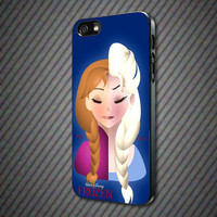 CashCases - Frozen Disney Princess Elsa and Anna - iPhone 4/4s, 5, 5s, 5c, Samsung S3, S4